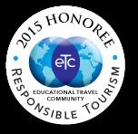 2015 Honoree Responsible Tourism